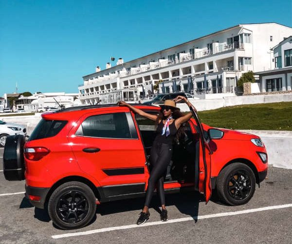 Arniston trip with Ford EcoSport